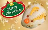 クリスマス限定上生菓子
